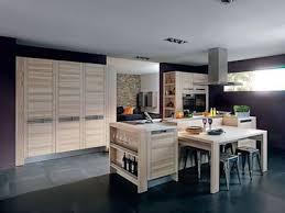 agencement cuisine ouverte amenagement cuisine séduisant agencement de cuisine ouverte