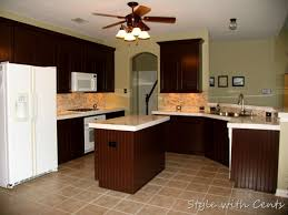 B Board Kitchen Cabinets Style With Cents The 750 Complete Kitchen Remodel