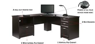 Tms Corner Desk Corner Desk Espresso Corner Desk Hart Corner Desk Espresso