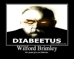 Diabetes Meme Wilford Brimley - wilford brimley picture ebaum s world