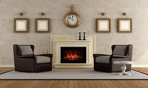 Led Fireplace Heater by Amazon Com Homeleader 35
