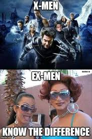 Meme Ex - x men ex men memes and comics