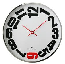 gorgeous design of wall clock 89 contemporary wall clocks for