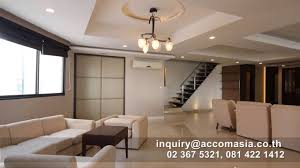4 Bedrooms For Rent by Penthouse 4 Bedrooms For Rent At President Park Sukhumvit