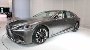 introducing the all new 2018 lexus ls 500 u0026 ls 500h page 17