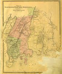 Map Of Old New York by Check Out This Amazing 1867 Map Of The Bronx Before It Became Part