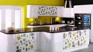 küche gelb gelbe küche
