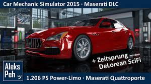 maserati car 2015 1 206 ps power limo maserati quattroporte maserati dlc car