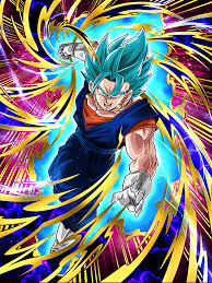 azure omnipotence super saiyan god ss vegito dragon ball