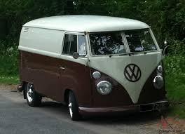 vw camper van for sale 1962 vw volkswagen splitscreen panel van camper grey brown