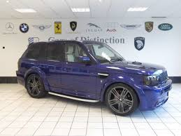 land rover purple project titan range rover sport the beast u2013 project titan