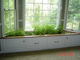window planter box repurposed seat probably not good idea dma