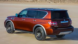nissan 2017 the 2017 nissan armada shows the big suv is back