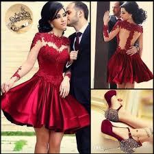 dh prom dresses newest 2018 illusion neckine prom dresses bodice high