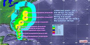 Hurricane Tracking Map Hurricane Sandy Forecast Synopsis U2026oct 25 2012 U2026issued 10 45 A M