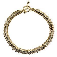 ladies gold bracelet pattern images Yellow gold bracelets h samuel