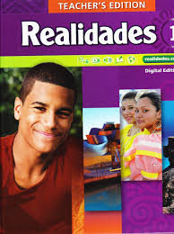 realidades 1 teacher u0027s edition digital edition 2014 9780133199512