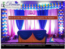 Best Wedding Organizer Best Wedding Organizer And Planners In Ajmer India Adclassified In