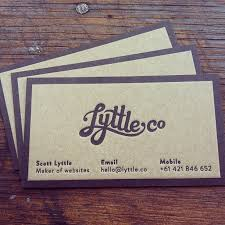 20 exles of creative business card ideas design graphicdesign