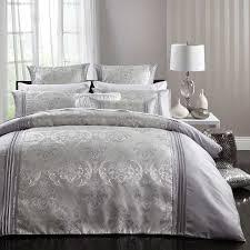 Silver Duvet Cover Silver Quilt Black Silver Quilt Cover Set Bedding Pinterest Quilt
