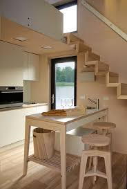 amazing use of limited space in the esclice mobile home