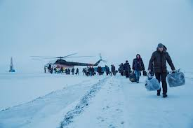 in the arctic u0027s cold rush there are no easy profits