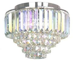 Debenhams Ceiling Lights Home Collection Chrome And Florence Flush Ceiling Light