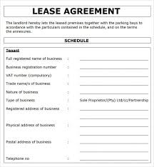 lease agreements free free lease rental agreement forms ez