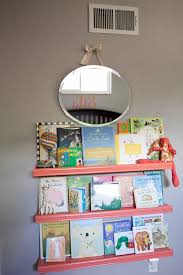 Bookshelves For Baby Room by Best 25 Pink Bookshelves Ideas On Pinterest Ikea Small Spaces