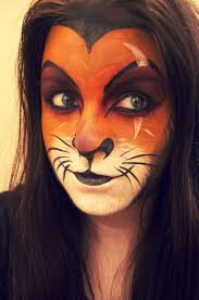 Cool Halloween Makeup Ideas For Men by Best 25 Lion Face Paint Ideas On Pinterest Lion Makeup Boys