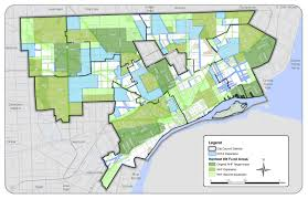San Diego City Council District Map by City Of Detroit Gets An Extra 42m In Demolition Funds