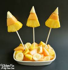 halloween candy corn fruit pops kitchen fun with my 3 sons