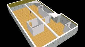 basement development with subfloor youtube