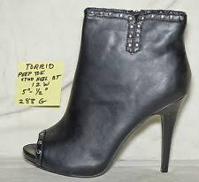 womens ankle boots size 12 wide s torrid ankle boots ebay