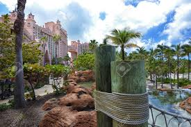 Atlantis Bahamas by Nice View Of Atlantis Bahamas From Interior Stock Photo Picture