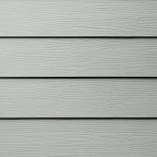 hardie board light mist shop james hardie 5 25 in x 144 in hardieplank light mist cedarmill