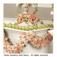 floral garlands decorations for weddings