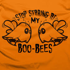 funny halloween t shirts stop staring at my boo bees sd1153 halloween funny t shirt