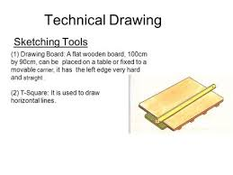 board drafting equipment ppt download