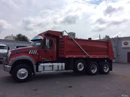 2015 kenworth dump truck 2015 mack gu713 for sale 7021