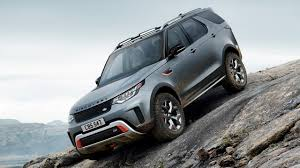 land rover discovery off road the discovery svx is land rover u0027s ultimate off roader top gear