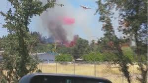 Wildfire Clearlake Ca by Firefighters Battling 2 Fires In Clearlake Evacuations Lifted