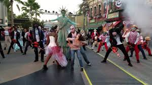 halloween horror nights time hollywood halloween horror nights 2016 opening scaremony youtube