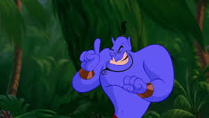 Jaw Drop Meme - image genie jaw drop gif heroism wiki fandom powered by wikia