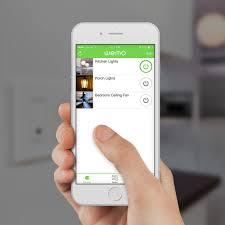 amazon com wemo light switch wi fi enabled works with amazon