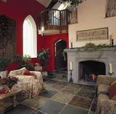 gothic room decor living room decor don t care for the chairs but the grey red and