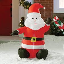 the aisle santa claus decoration reviews wayfair