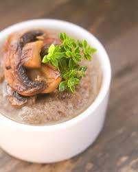 paleo mushroom soup going cavewoman