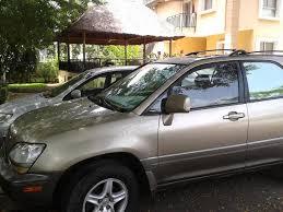 lexus rx 350 tokunbo price in nigeria lexus rx 300 for quick sale n2 000 000 negotiable abuja autos