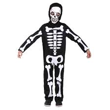 Skeleton Halloween Costume Kids Horror Costumes For Boys Promotion Shop For Promotional Horror